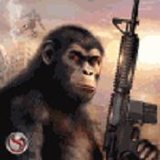 人猿与机器人的战争