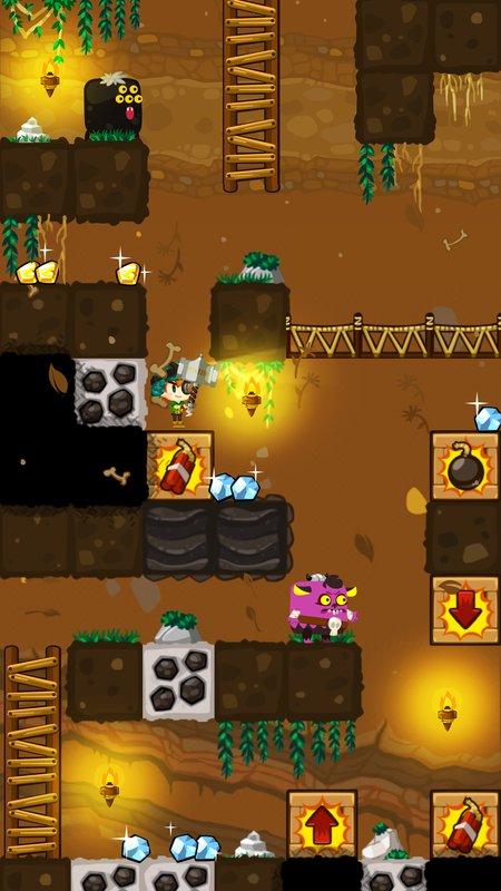 袖珍矿井3游戏截图