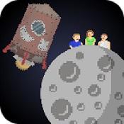 庇护所生存月球图标