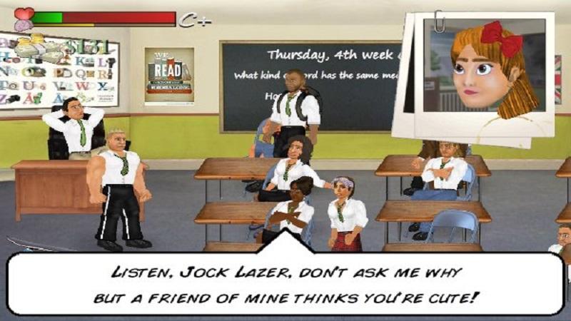 学生时代游戏截图