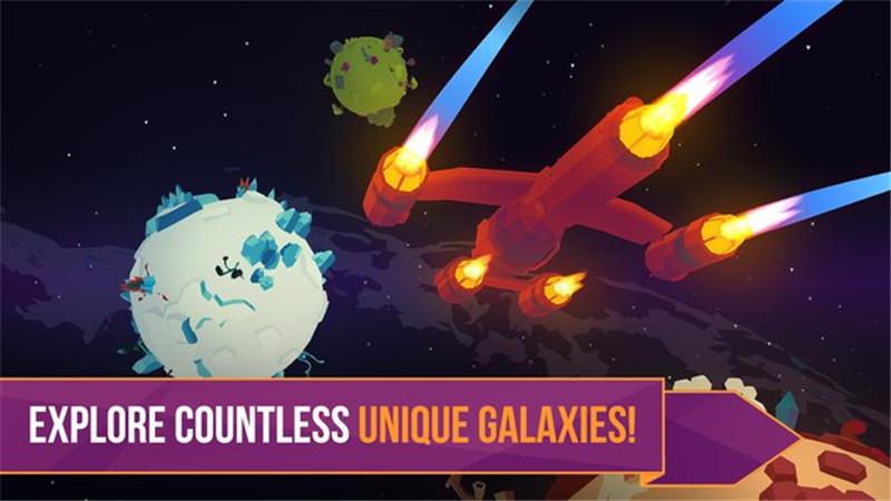 太空先驱游戏截图