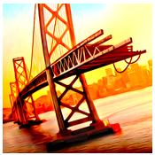 桥梁建设模拟器图标