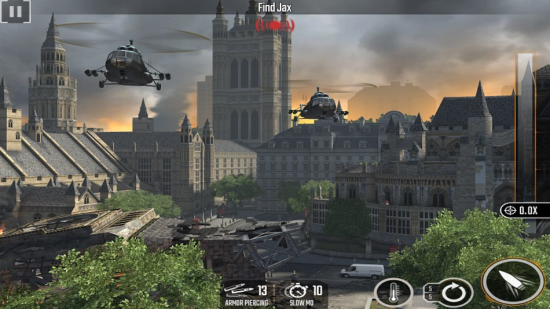狙击手侵袭游戏截图