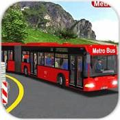 大都市巴士模拟图标
