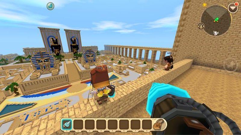 迷你世界游戏截图