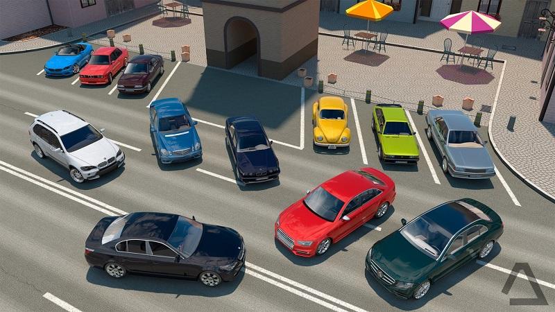 驾驶区域德国游戏截图
