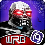 铁甲钢拳: 世界机器人拳击赛