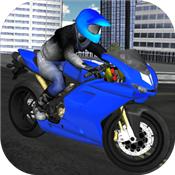 极限摩托3D图标