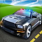 警察驾驶学校图标