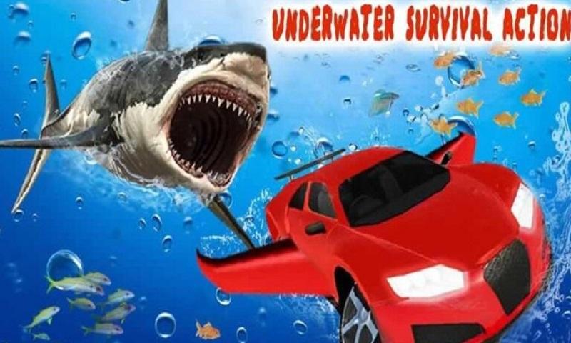 水下飞行器生存截图2