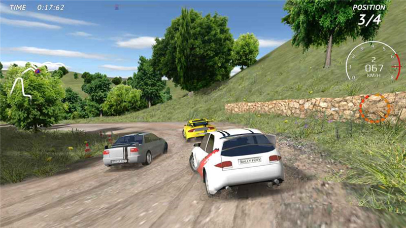 拉力赛车:极限竞赛游戏截图