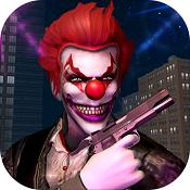 小丑杀手模拟图标
