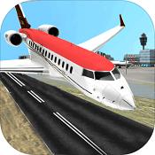 飞机飞行模拟