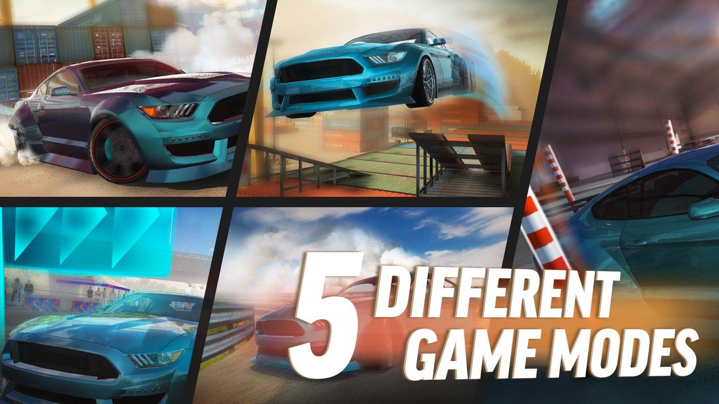 漂移Max Pro - 汽车漂移游戏游戏截图