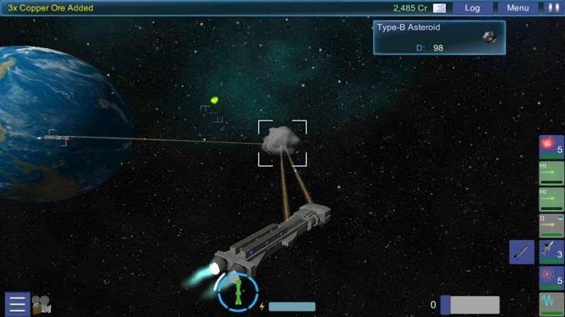 星际飞行截图4
