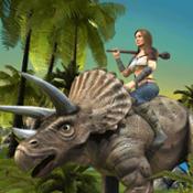 侏罗纪生存驯服图标