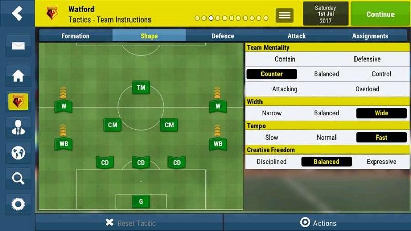 足球经理截图2