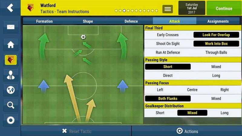 足球经理截图4