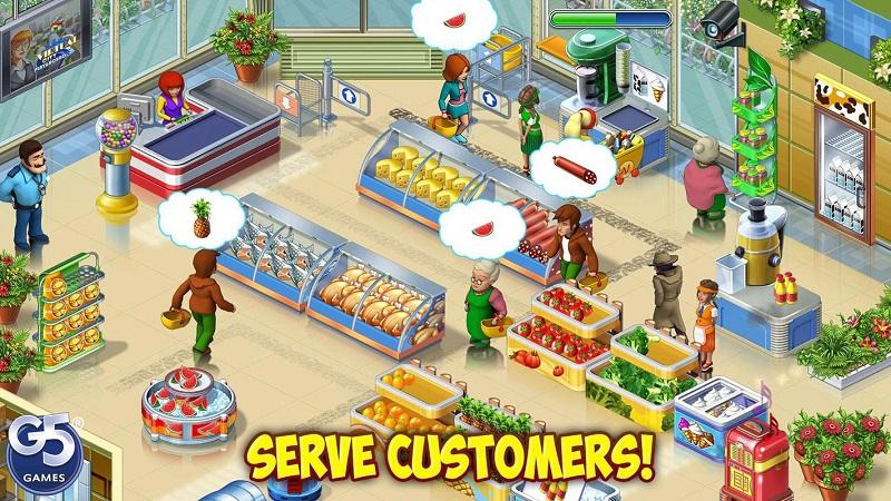 疯狂超市旅行游戏截图