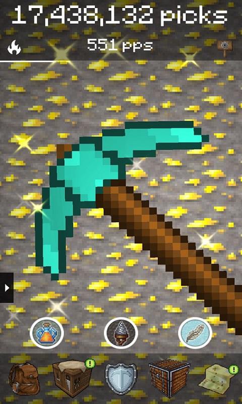 无限矿工游戏截图