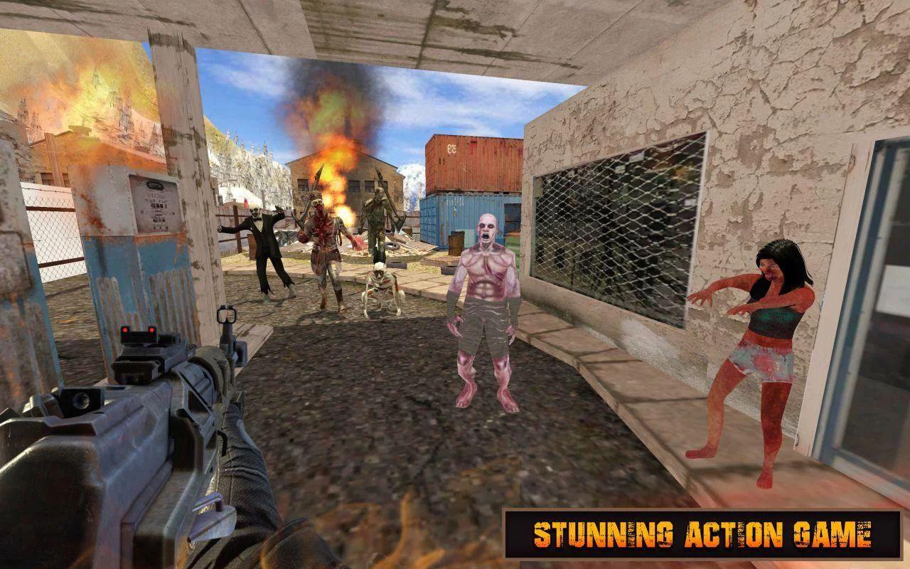 狙击手末日城市生存游戏截图