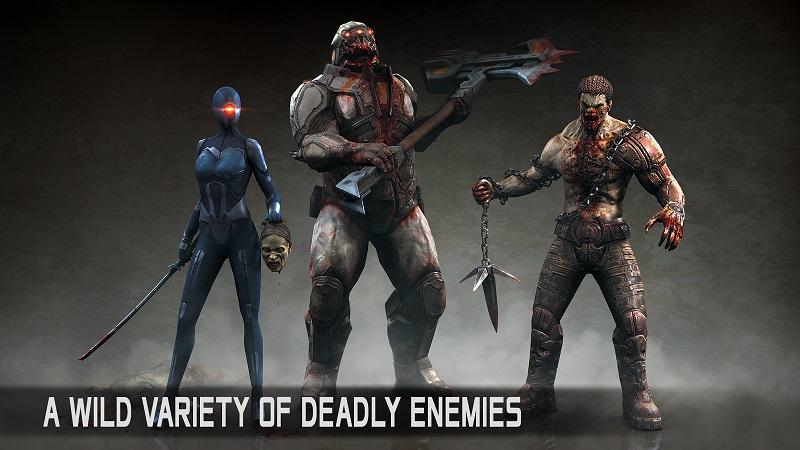死亡效应2游戏截图