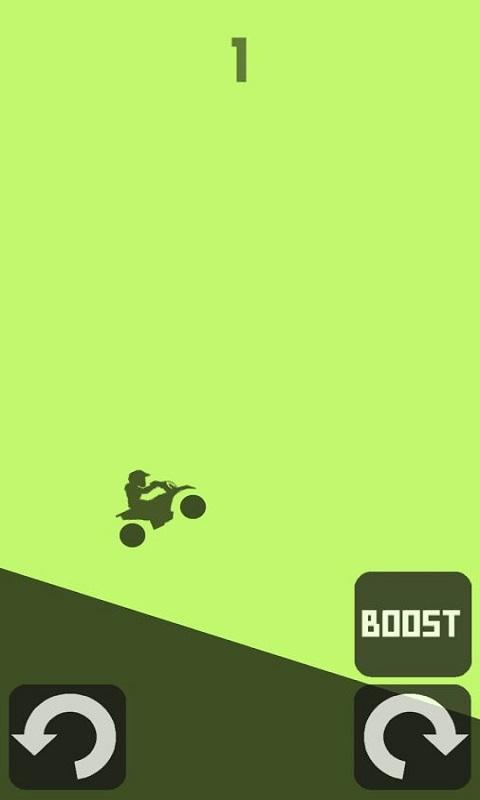极简摩托骑士游戏截图