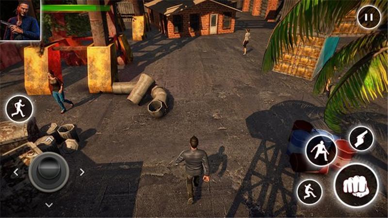 大城市之战游戏截图