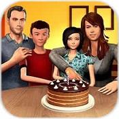 虚拟家庭妈妈模拟图标