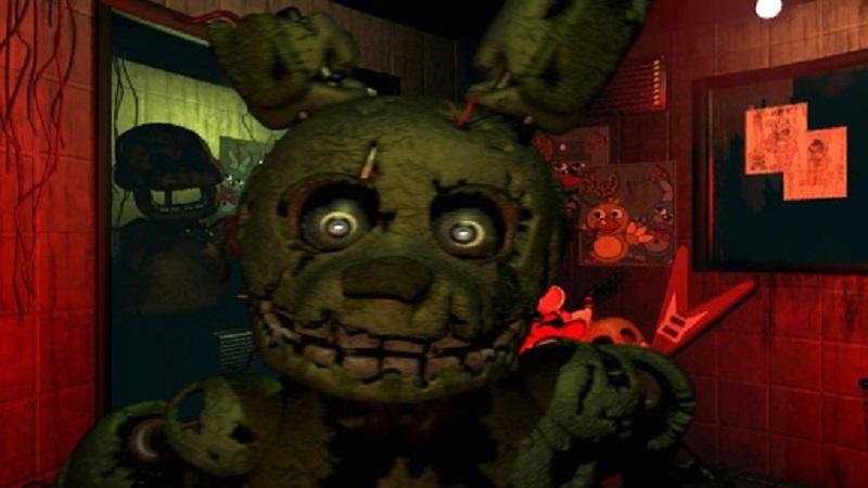 玩具熊的五夜后宫3游戏截图