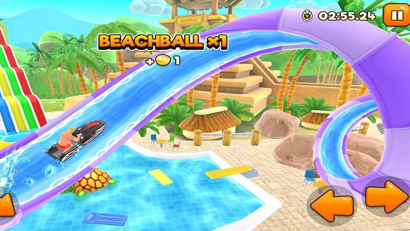 水上冲刺游戏截图