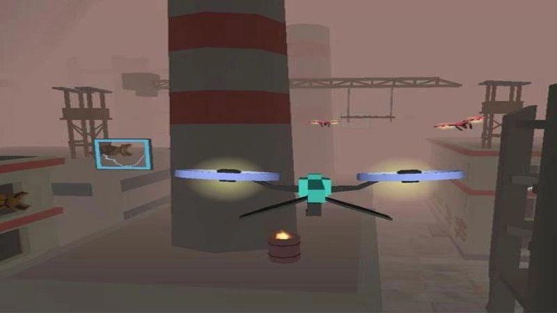 无人机飞行截图3