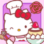 Hello Kitty咖啡厅图标