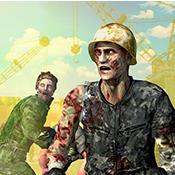 僵尸射手:死亡士兵战争图标