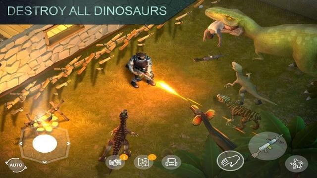 侏罗纪生存截图2
