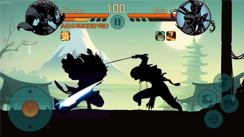 暗影武士:王国之战游戏截图