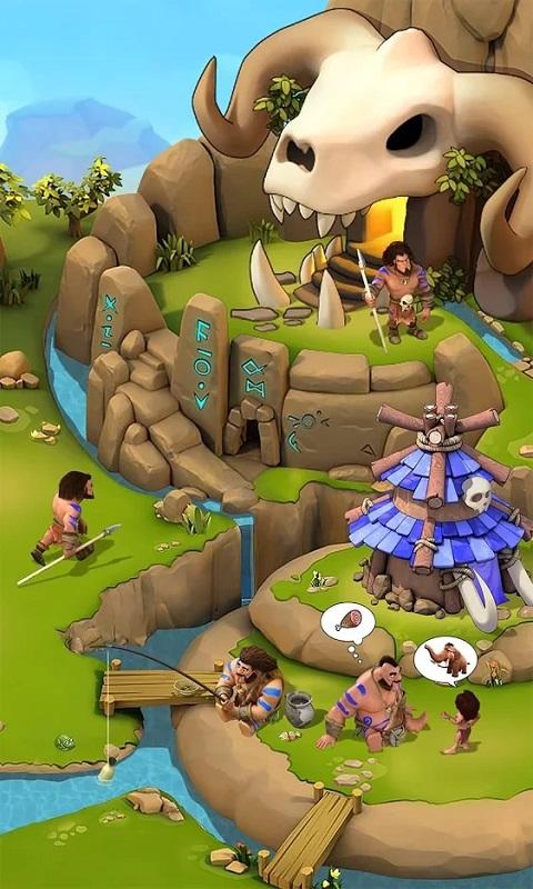 野蛮时代:部落入侵截图3