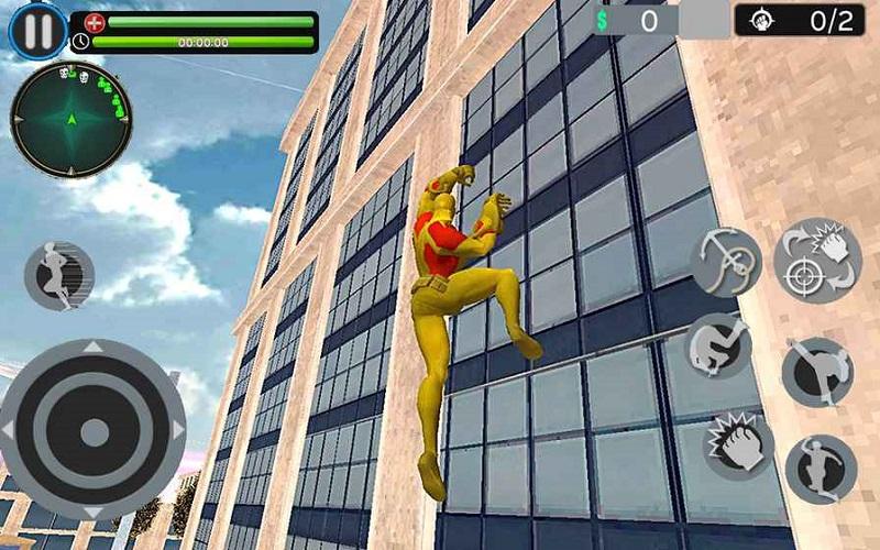 超凡蜘蛛侠城市生存游戏截图