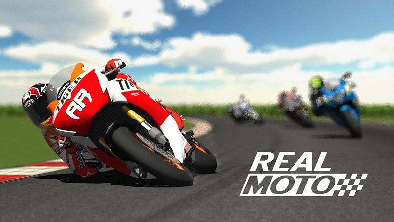 真实摩托游戏截图