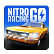 氮气赛车GO图标