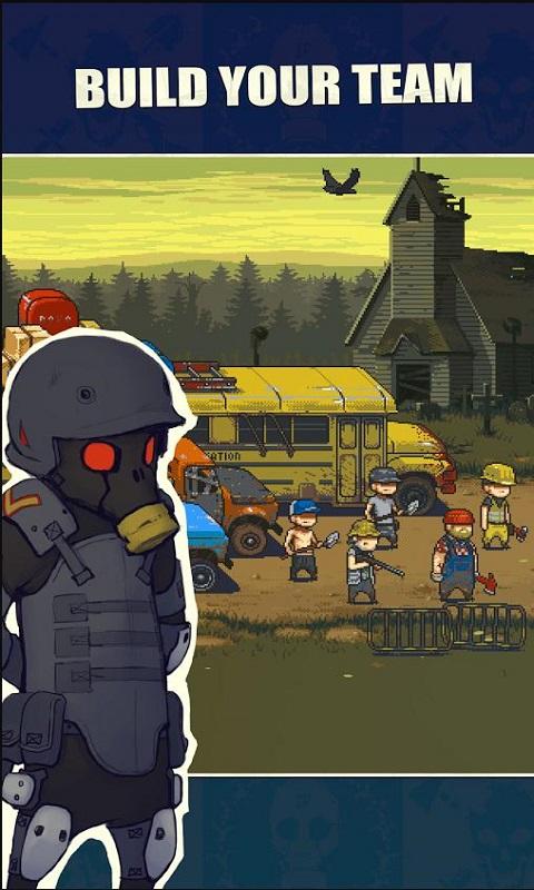 死亡突围:僵尸战争游戏截图