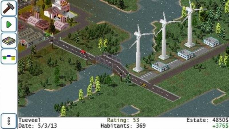 西奥小镇游戏截图