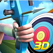 射箭世界冠军3D图标