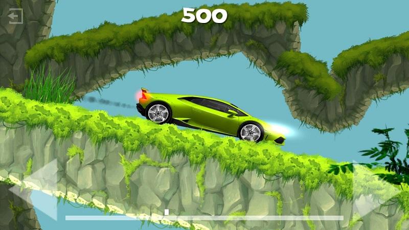登山车游戏截图
