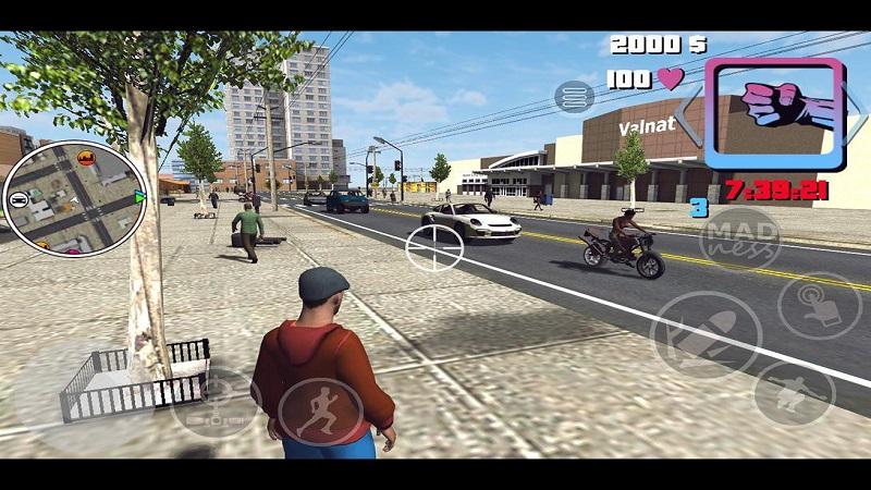 疯狂犯罪城镇战争:双岛截图2