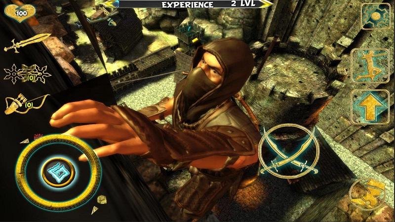 忍者武士刺客英雄IV截图3