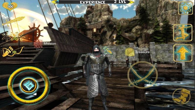 忍者武士刺客英雄IV截图4