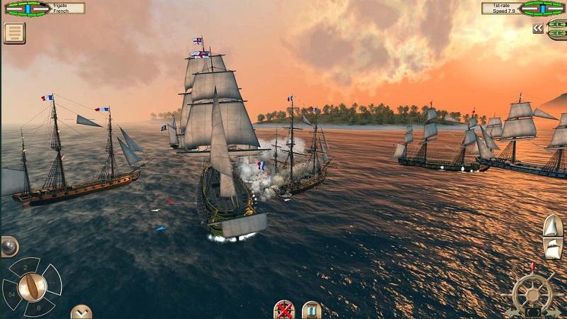 海盗:加勒比海亨特游戏截图