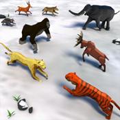 动物王国战斗模拟器3D