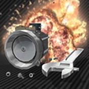 拆卸炸弹3D图标